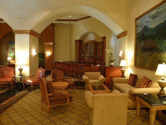 Panama Marriott Hotel: lobby