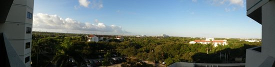 Embassy Suites by Hilton Boca Raton: View from our #644