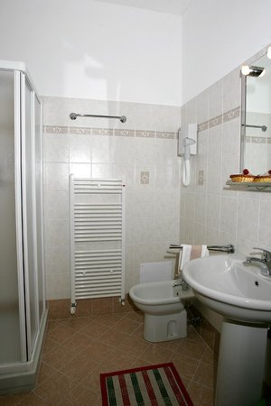 Hotel Paladini : Bagno camera