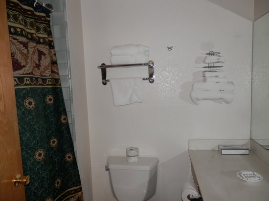 Mission Inn: il bagno