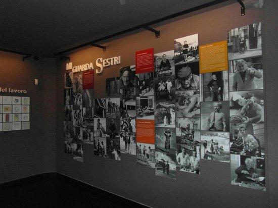 Museo archeologico e della citta di Sestri Levante: La gente di Sestri, protagonista della storia cittadina