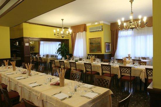 Hotel Paladini : Sala ristorante