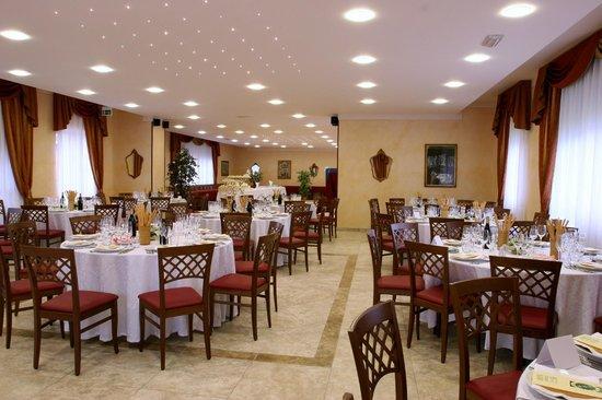 Hotel Paladini : Salone delle feste