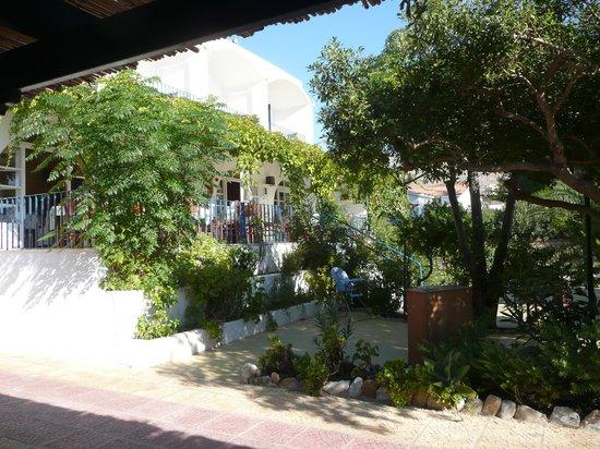 Alinda Hotel: Taverna