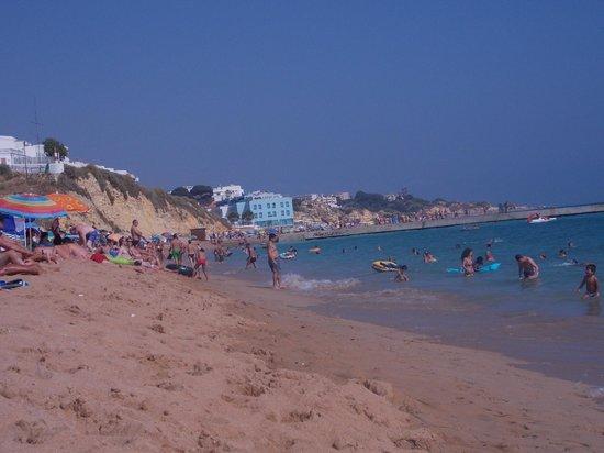 Polana Residence Hotel: playa