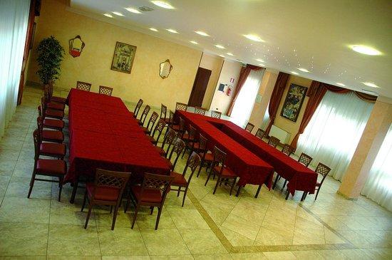 Hotel Paladini: Sala riunioni
