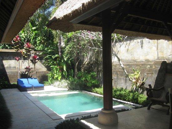 Samhita Garden: Villa con piscina privada