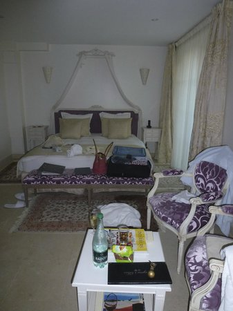 La Villa Eugene : Bedroom