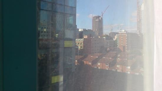 Travelodge London Central Southwark: Our view 519