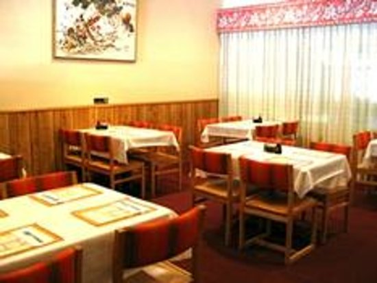 China Dragon: Secondary Dining Room