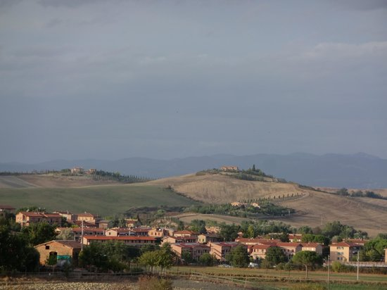 Il Canto del Sole : View from room