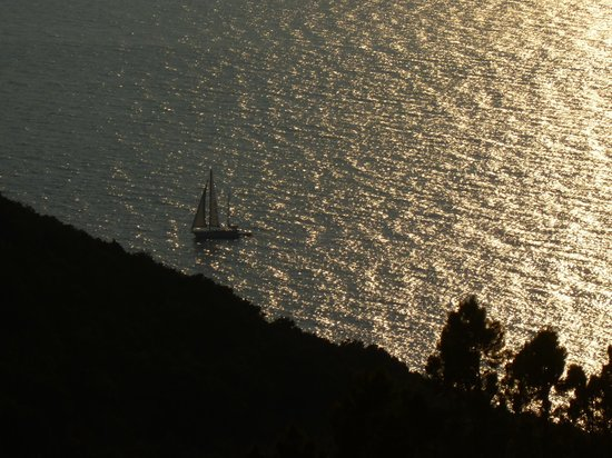 Hotel Villa Rita: verso il tramonto...