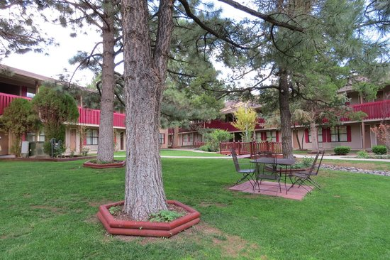 Best Western Pine Springs Inn: The Grounds