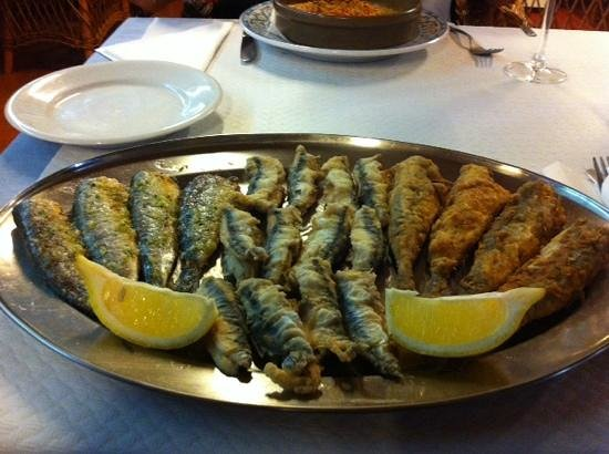 Restaurante Leli's: Eli's special fish platter for one