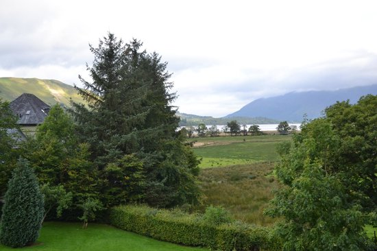 The Borrowdale Hotel: Room view- front window