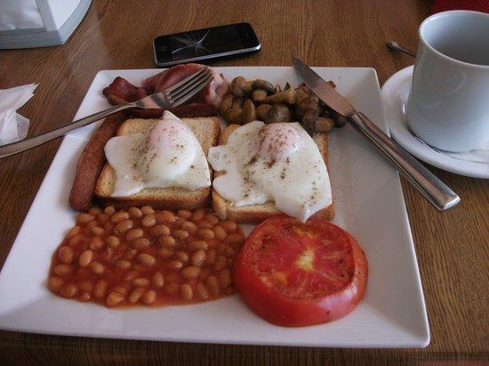 Apart Green Park: Full English Breakfast