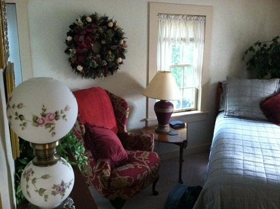 A Day in the Country B&B: the jacuzzi room