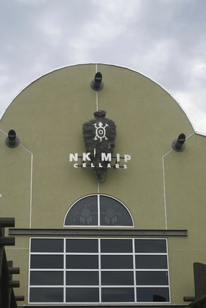 Nk'Mip Cellars: The cellars