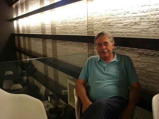 Restaurante Casa Marisa: Satisfecho tras la cena