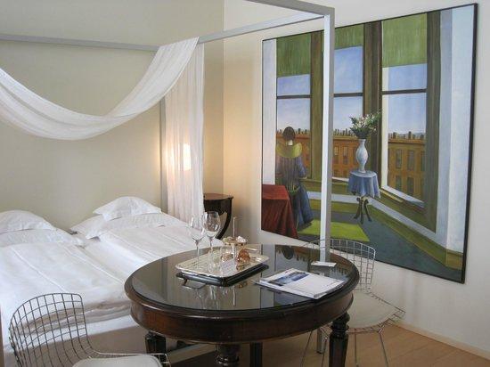 Petronilla Hotel: slaapkamer