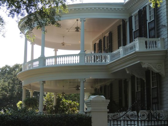 The Mills House Wyndham Grand Hotel: Sightseeing-Beautiful Home in Charleston