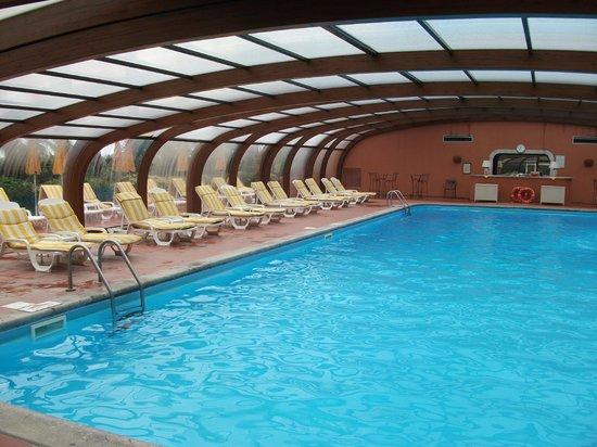 Caparena Hotel : la piscina