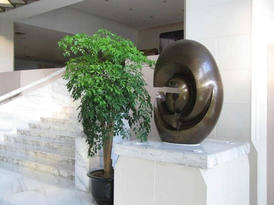 TaiZhou YaoDa International Hotel: Lobby