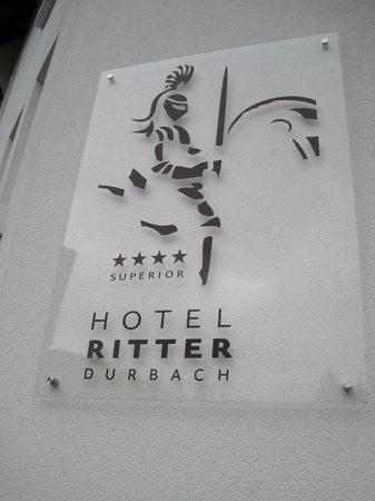 Hotel Ritter Durbach: hotel