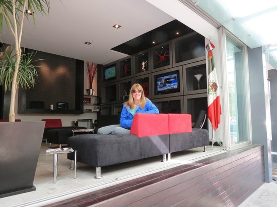 Hotel Regente City : Lobby