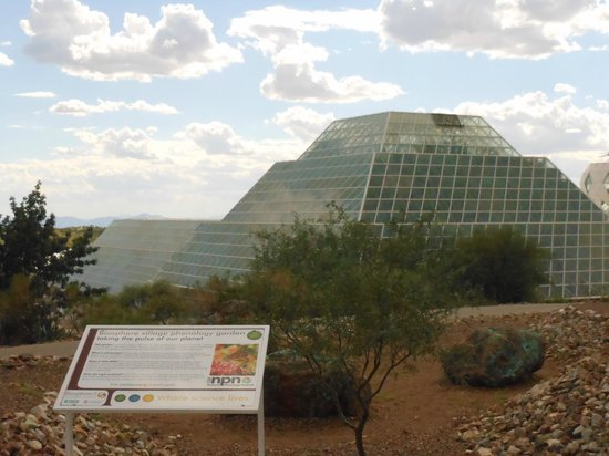 Biosphere 2: Expect the unexpected