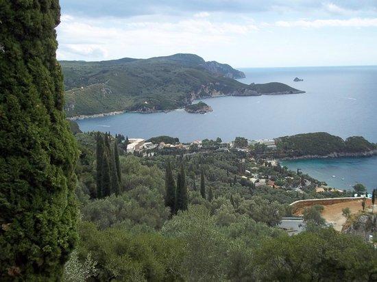 Zafiris Hotel: a beautiful view