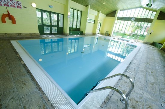 Watermouth Lodges: Indoor Heated Pool
