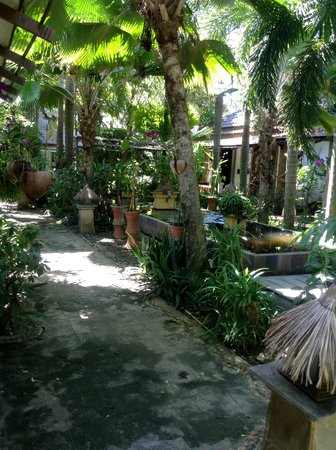 Bangtao Beach Chalet: the premises