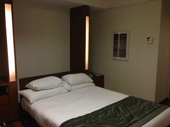 Caesar Business Vila Olimpia: Bed