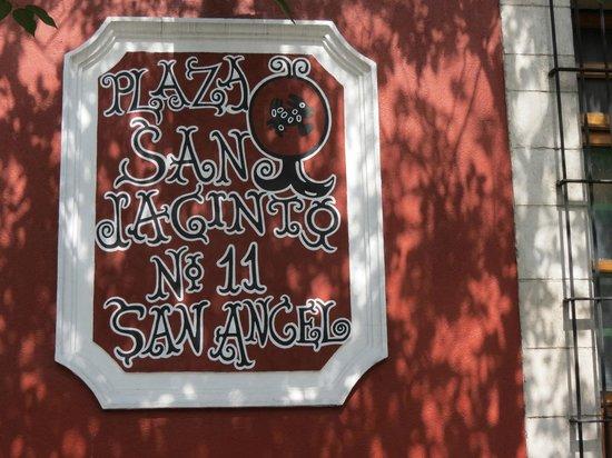 San Jacinto Plaza : Plaza San Jacinto