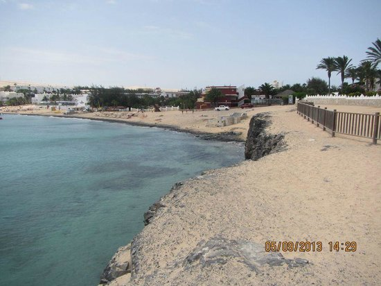 SBH Costa Calma Beach Resort: Strand
