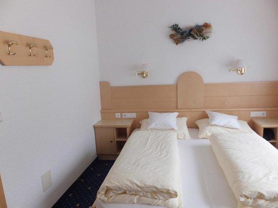 Gasthof Alpenrose: Comfortable beds