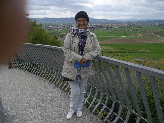 Hotel Windsor Savoia: vista panoramica de Assis