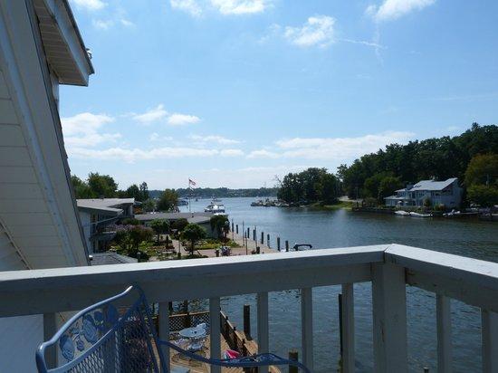 Bayside Inn : Left view
