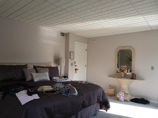Bayside Inn : Our room