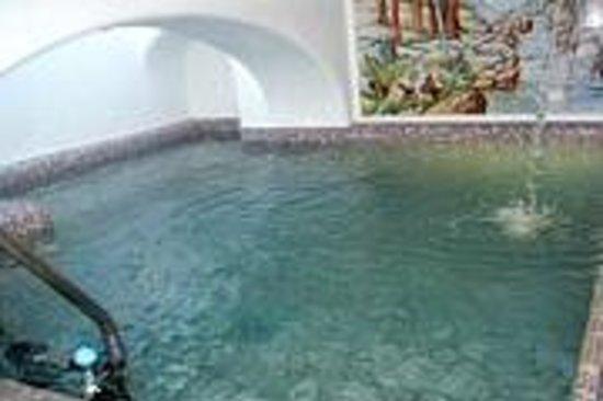 Casa Seralba B&B: piscina coperta
