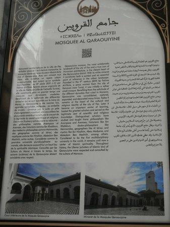 Kairaouine Mosque (Mosque of al-Qarawiyyin): Qaraouin