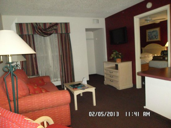 Quality Suites Lake Buena Vista: Room view