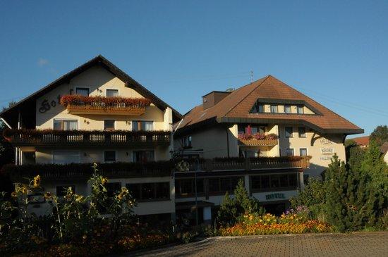 Krone Igelsberg: Hotel