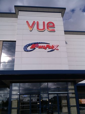 Vue Cinema Blackburn