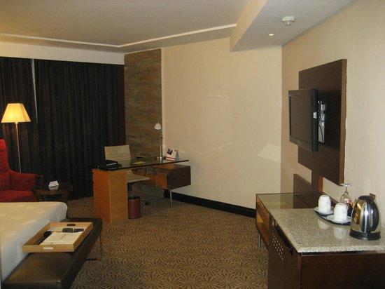 The Boma Nairobi: Room angle 2