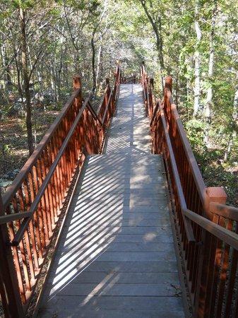 Johnson's Shut-ins State Park: New boardwalk trail