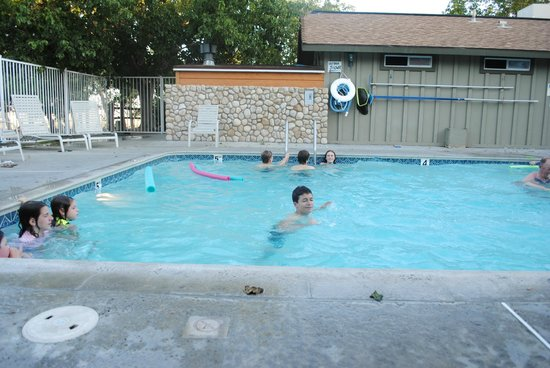 Boulder Creek RV Resort: Pool