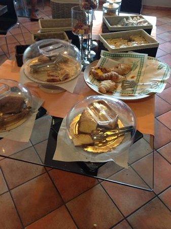 Hotel Del Mare: colazione