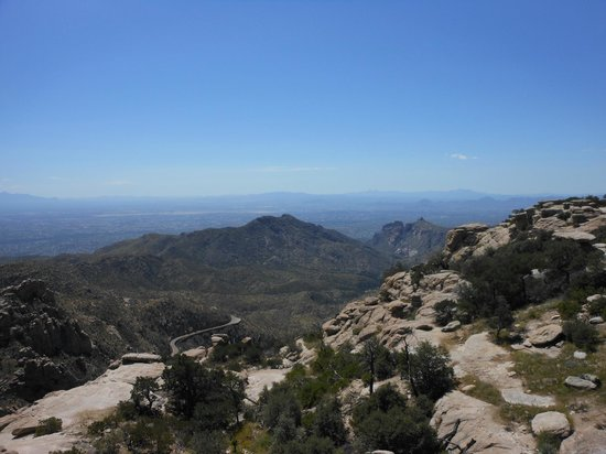 Mt. Lemmon Scenic Byway: The long and winding road of Mt. Lemon